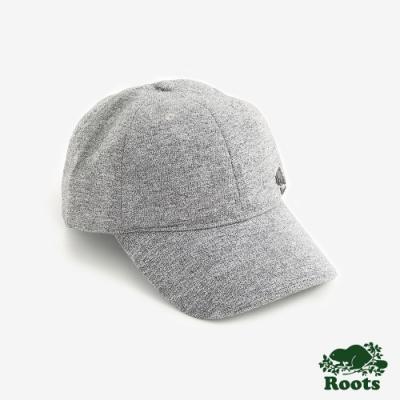 Roots配件- 經典海狸棒球帽-灰色