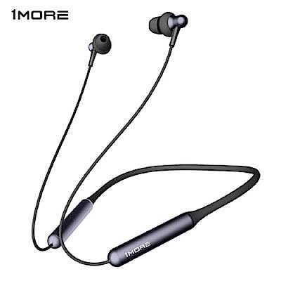 1MORE Stylish雙動圈頸掛式藍芽耳機-黑E1024BT-BK