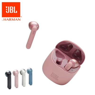 JBL TUNE 220 TWS 真無線藍牙入耳式耳機 - 粉色