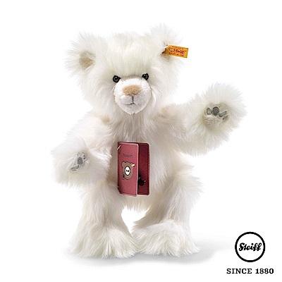 STEIFF德國金耳釦 環遊世界 旅遊熊 Ida(經典玩伴)