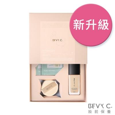 BEVY C. 裸紗親膚 絲絨粉底精華SPF35 PA+++ 30mL-2色可選