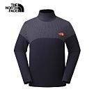 The North Face北面男款黑色吸濕排汗速乾長袖T恤 | 3GJAJK3