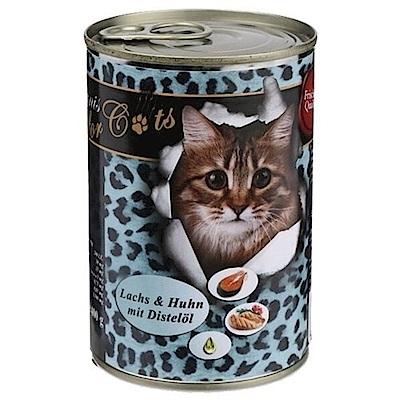 德國歐卡尼 頂級無穀主食貓罐頭 400g 三罐組