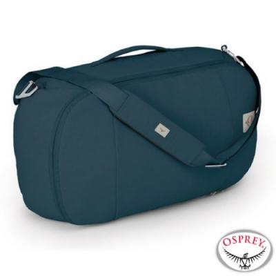 OSPREY 新款 Arcane Duffel 輕量三用多功能行李袋30L_星空藍 R