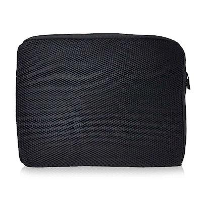 10吋 11吋平板適用 iPad ASUS ACER 網格加厚絨層拉鍊內袋 收納袋