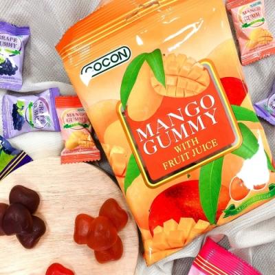 COCON可康 芒果QQ水果軟糖 100g