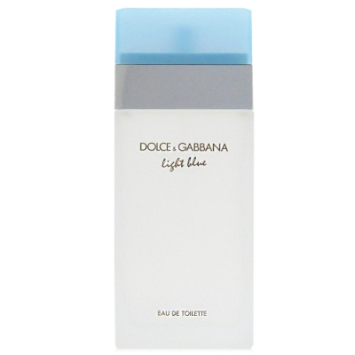 DOLCE & GABBANA 淺藍 LIGHT BLUE 女性淡香水100ml TESTER (法國進口)
