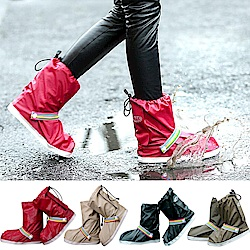 lemonsolo美國時尚頂級全防水雨鞋套(2入組)