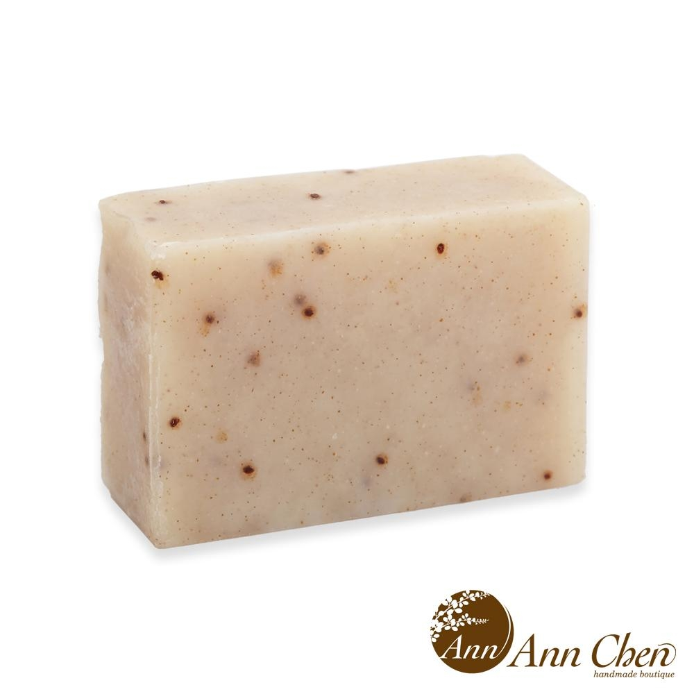 陳怡安手工皂-複方精油手工皂  蔓越莓身體去角質皂110g
