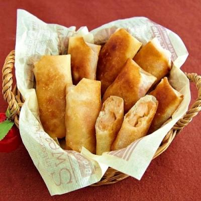 海陸管家-香酥蘋果派20包-共120條(每包約180g)