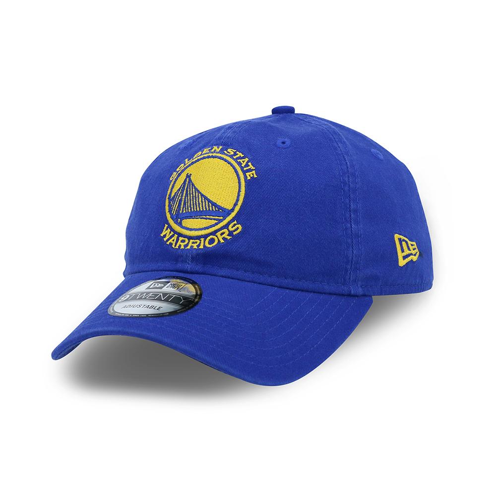 New Era 9TWENTY 920 NBA 經典棒球帽 勇士隊