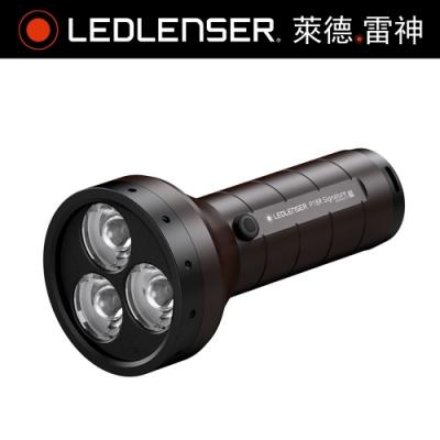 德國LED LENSER P18R Signature 高亮度充電式手電筒