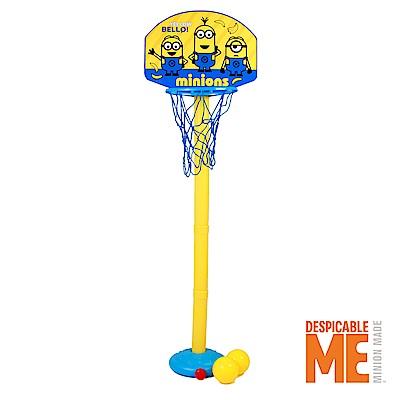 凡太奇 Minions小小兵/神偷奶爸兒童籃球架附球 X66060 速
