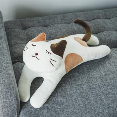 Home Feeling 動物抱枕/午睡枕/貓咪/免子 2入組(2款)