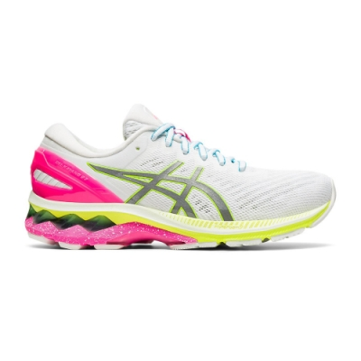 ASICS GEL-KAYANO 27 LITE-SHOW 跑鞋 女 1012A761-100