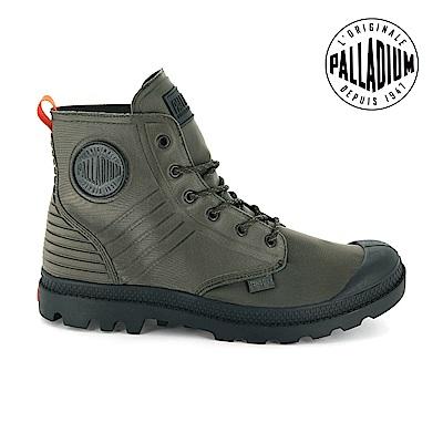 Palladium  PAMPA AMPHIBIAN軍靴-男-橄欖綠