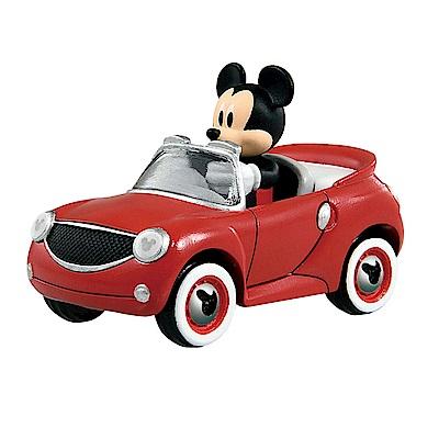 任選TOMICA 米奇跑車 MRR-07 DS11995迪士尼米奇妙妙車隊小汽車