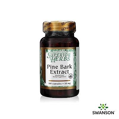 Swanson 斯旺森 松樹皮萃取精華膠囊 (100顆*1瓶)