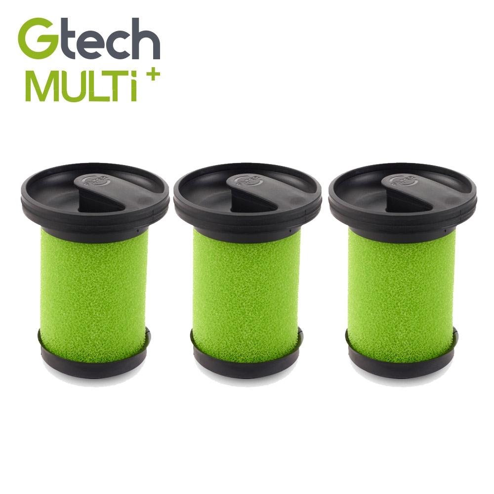 英國 Gtech 小綠 Multi Plus 原廠專用濾心(3入組)