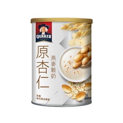 桂格 原杏仁燕麥榖奶(390g)