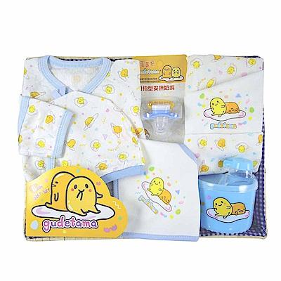 【麗嬰房】三麗鷗系列-蛋黃哥彌月禮盒組