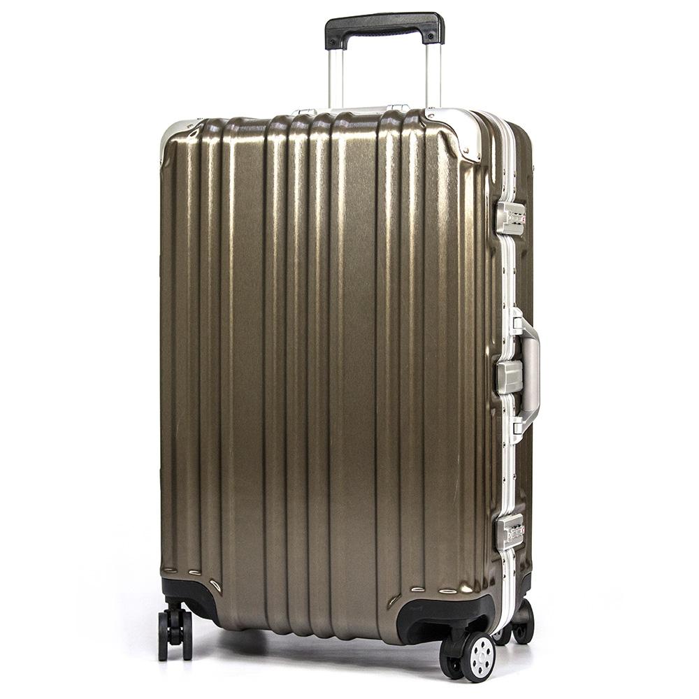 aaronation - 20吋MF髮絲紋系列行李箱-URA-1369S-20