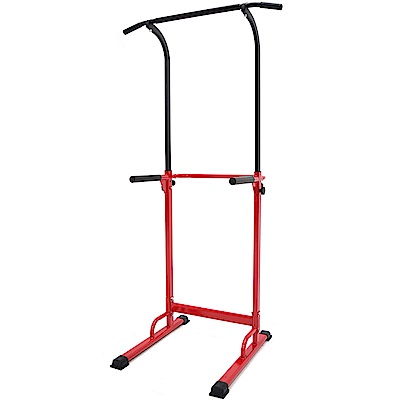 高度可調式室內單槓雙槓架伏地挺身器