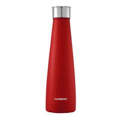 FURIMORI 富力森極簡時尚SUS316不鏽鋼保溫瓶450CC