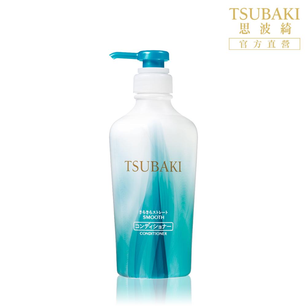 TSUBAKI 植萃瞬透柔順潤髮乳 450mL