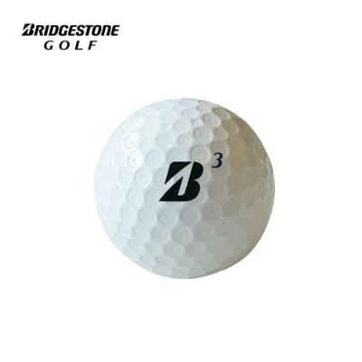 BRIDGESTONE 普利司通  TOUR B XS 三層高爾夫球  兩盒入