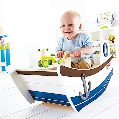 德國Hape愛傑卡-大型搖船