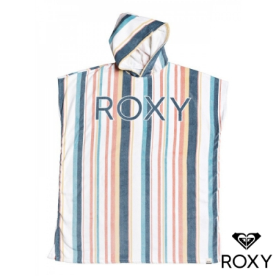 【ROXY】BEACH FREAKS PRINTED 浴巾衣