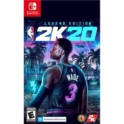 NBA 2K20 -NS中文傳奇版