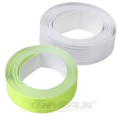 OMAX任我裁反光PVC螢光貼紙-2入-快