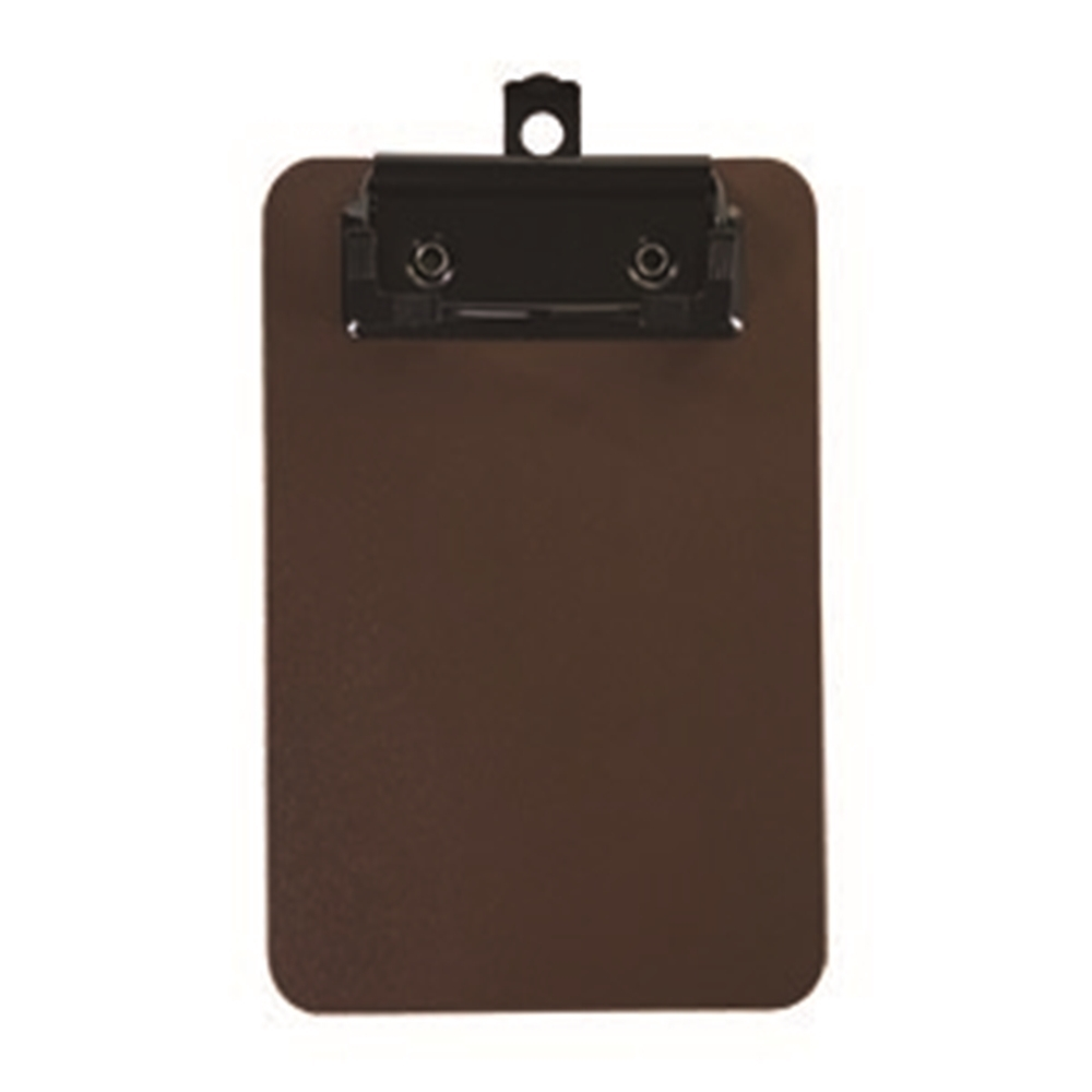 【ABEL】輕量防水簽帳板夾-咖啡色