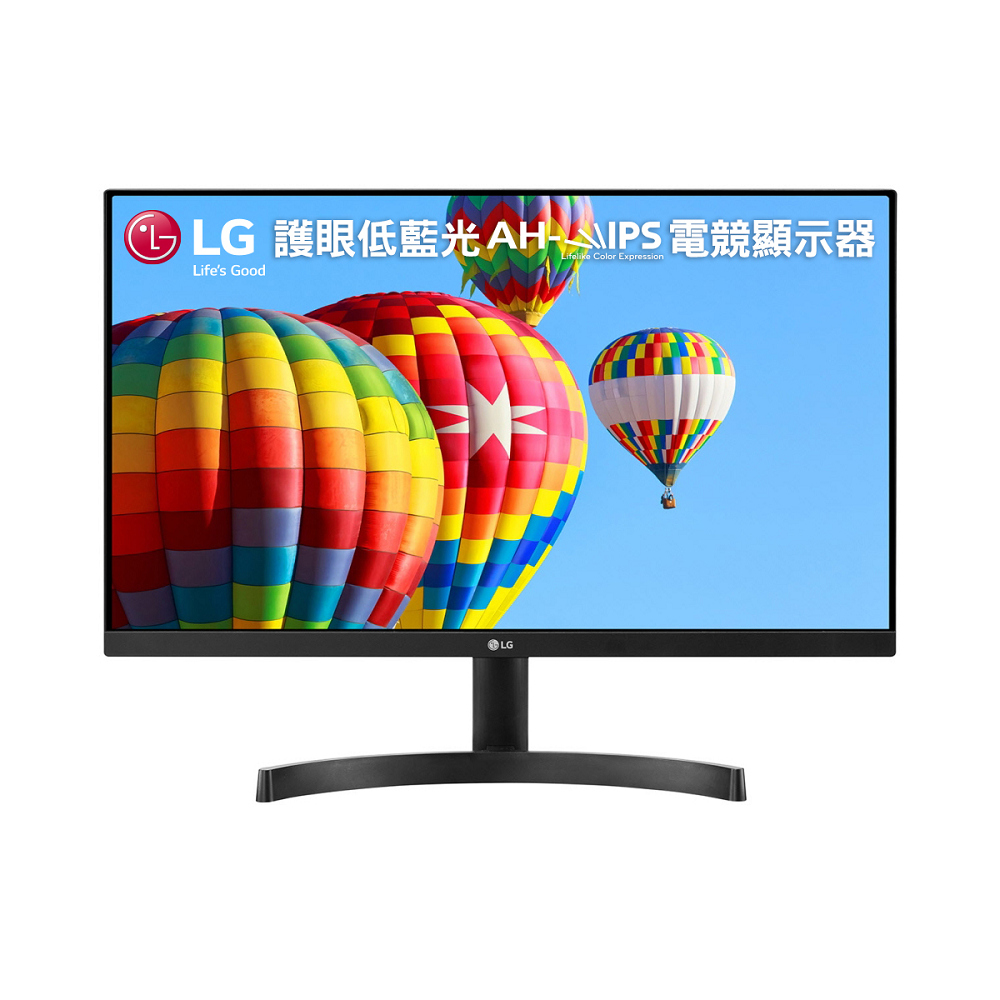 LG 24MK600M-B 23.8吋(16:9寬) IPS液晶顯示器