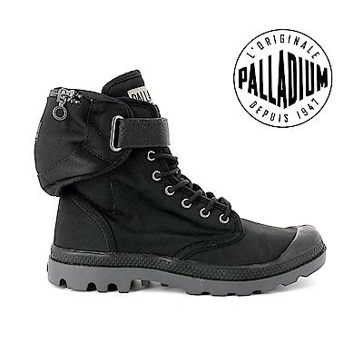 Palladium Pampa Solid ranger TP-女-黑
