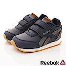 Reebok頂級童鞋 經典簡約學步鞋款 FO815深藍(寶寶段)