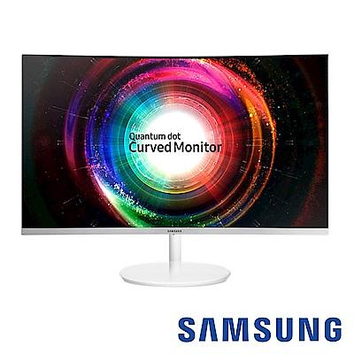 [無卡分期12期] SAMSUNG C32H711QEE 32型 VA曲面電腦螢幕