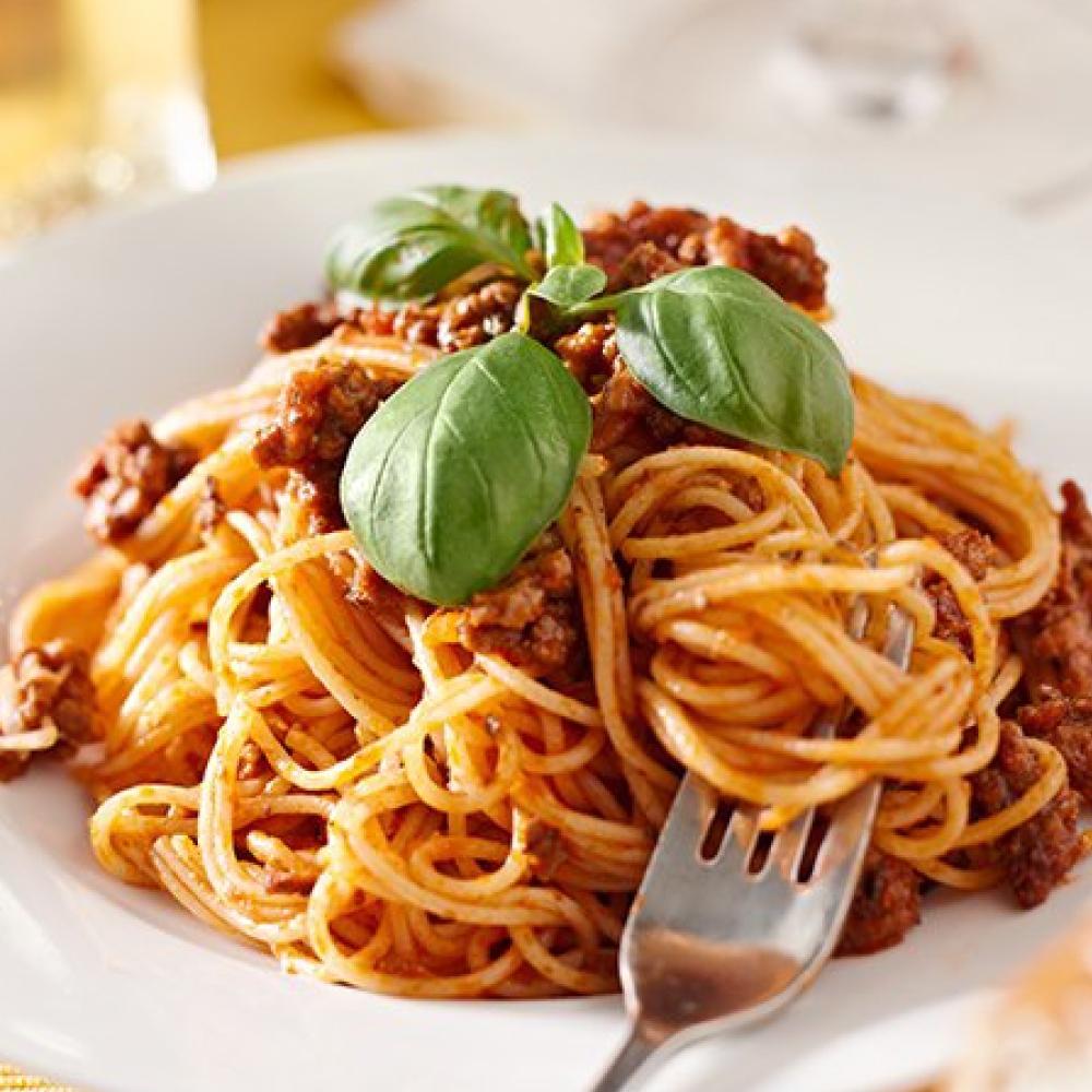 豪鮮牛肉 大份量義大利麵組4種口味任選5組(麵體180g醬料150g)