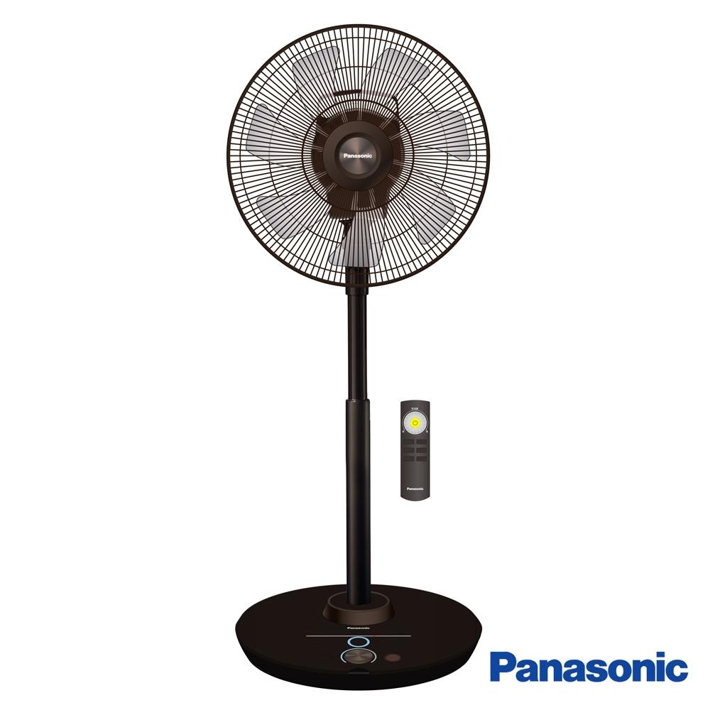 Panasonic 國際牌 16吋奢華型DC直流遙控立扇 F-H16GND-K