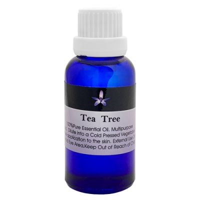 Body Temple 茶樹芳療精油(Tea tree) 30ML