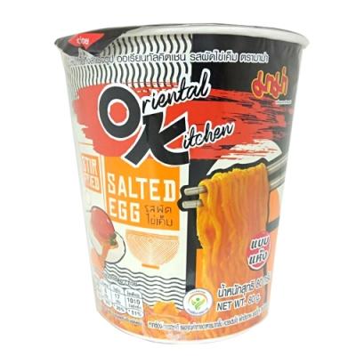 泰國 鹹蛋黃風味乾杯麵(80g)