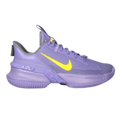 NIKE AMBASSADOR XIII 限量-男籃球鞋-LEBRON 運動 CQ9329500 紫黃