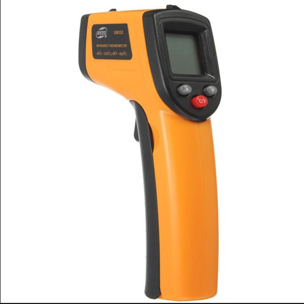 BENETECH標智GM320 紅外線測溫槍 紅外線溫度計 溫度槍 電子溫度計
