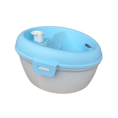 Dog & Cat H2O有氧濾水機4L-(藍)(DC-10)