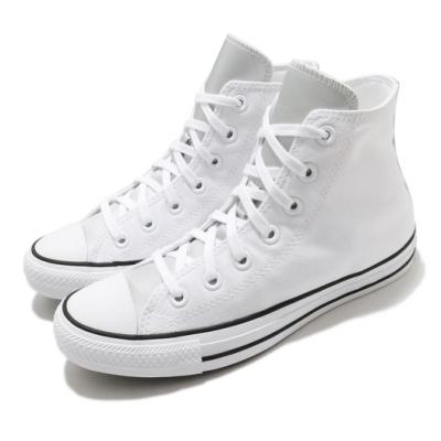 Converse 休閒鞋 All Star Hi 運動 女鞋 基本款 簡約 帆布 穿搭 球鞋 白 黑 570287C