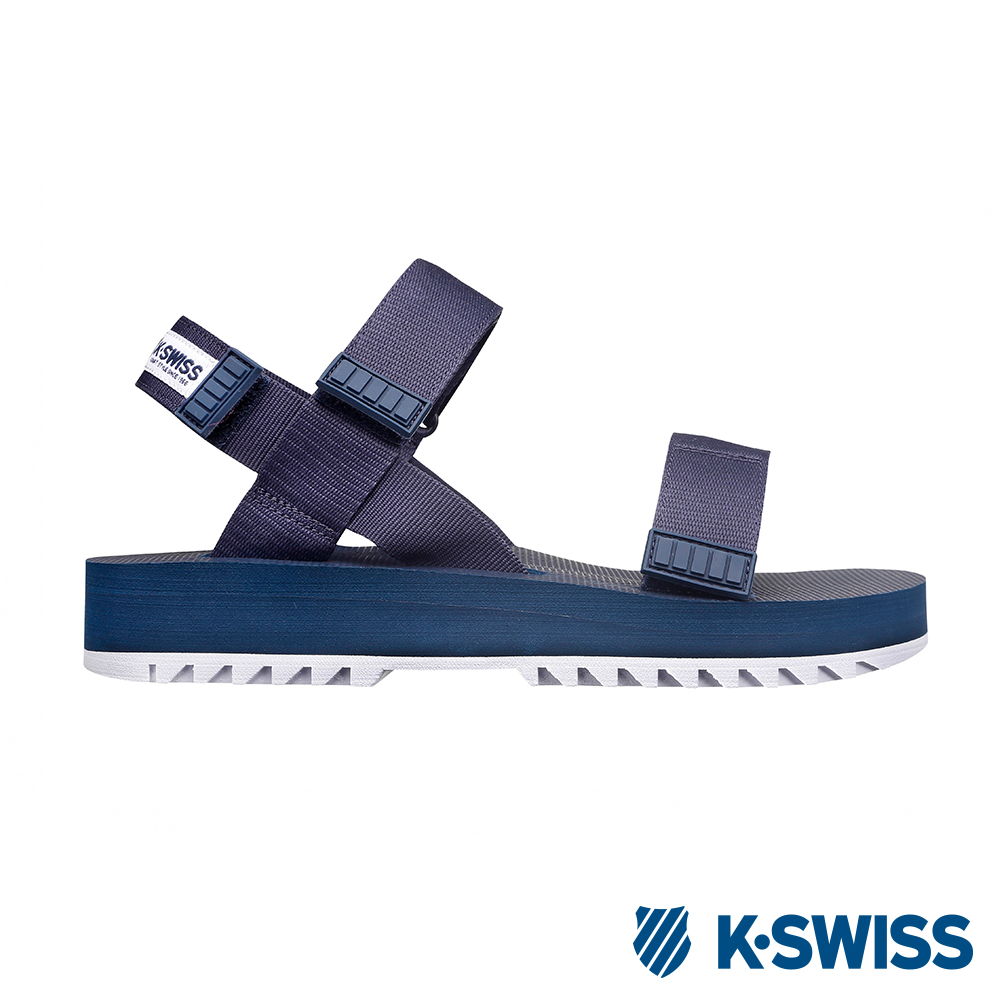 K-SWISS Pier休閒涼鞋-男女-藍
