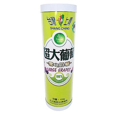 台灣上青 嚴選台灣水果雪Q奶糖-大葡萄(120g)