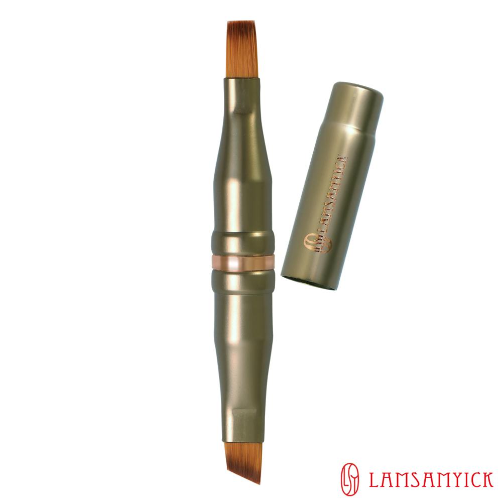 LSY林三益 攜帶型(綠)4用途雙頭刷